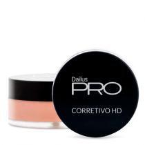 Corretivo HD Dailus Pró Corretivo - 18 Moreno - Dailus