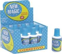 Corretivo Líquido New Magic 18 ml com 12 - Gr quimica