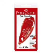 Corretivo roller em fita - SM /7072 - 4.2mm x 10mts - Faber-Castell -