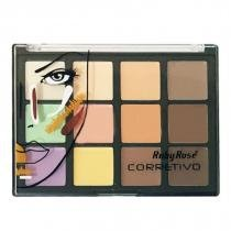 Corretivo Ruby Rose 12 Cores -