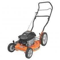 Cortador de grama a gasolina 4 hp corte de 45 cm  chassi metálico sem recolhedor - CC45M - Tramontina
