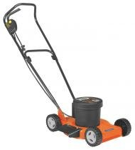 Cortador de grama elétrico CE30M, motor 1100 W/220 V/60 Hz, chassi metálico - Cor Flush Orange - Tramontina -