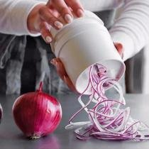 Cortador e Fatiador De Legumes Em Spiral Ou Circular - Prana