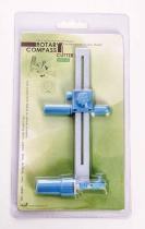 Cortador Manual com Compasso RMC-18 Azul Rotary -