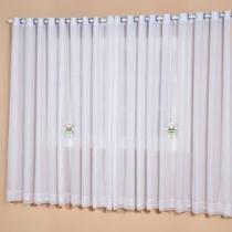 Cortina Coleção Fazendinha 200x180cm - Batistela Baby 3025