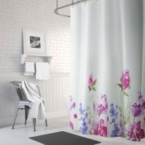Cortina para Box de Banheiro 1,80x1,80m PanoSul - PANOSUL