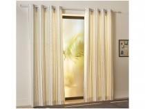 Cortina para Sala Cinza Santista - Istambul Noah 2,90x2,30cm