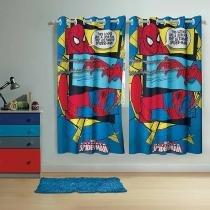 Cortina Para Varão Spider Man Ultimate 150m x 180m Lepper - Lepper