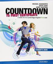 Countdown to First Certificate - StudentS Book - Oxford do brasil