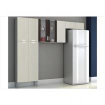 Cozinha Compacta Alfa Top - Kits Paraná