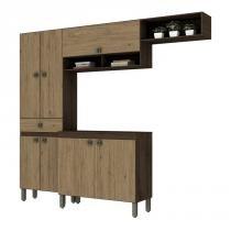 Cozinha Compacta B110 Cafe Rustico Briz -
