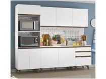 Cozinha Compacta Madesa Reims - 7 Portas 3 Gavetas