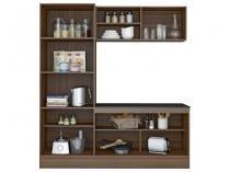 Cozinha Compacta Multimóveis Línea - 5225.133.133.130 6 Portas