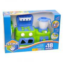 Cozinha de Atividades Verde e Azul - Grow - Grow