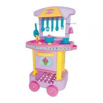 Cozinha Divertida Infantil Baby Alive 2070 - Cotiplás - Cotiplas