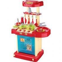 Cozinha infantil brinquedo turma da monica - Bel fix