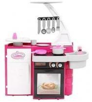 Cozinha Infantil Classic Cotiplás com Acessórios - Cotiplás