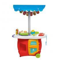Cozinha Infantil Food Truck Colorida 353 - Calesita - Calesita