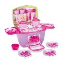 Cozinha Infantil Sweet Fantasy 9138 - Cardoso - Brinquedos Cardoso