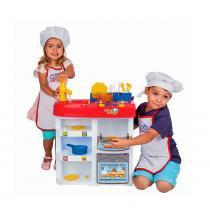 Cozinha Master Chef Kids - Magic Toys - Outras Marcas