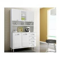 Cozinha Premium 120cm I31VG4-D Branco - Itatiaia - Itatiaia