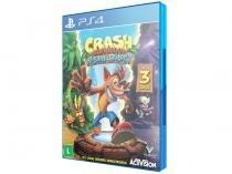 Crash Bandicoot - N Sane Trilogy para PS4 - Activision