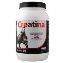 Creatina 2 Kg Suplemento Vitamínico Cães e Equinos - Vetnil - Vetnil