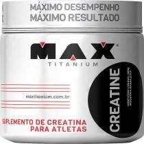 Creatina 300g Max Titanium - Max Titanium