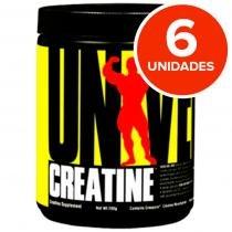 Creatina (6 unidades) - Universal Nutrition -