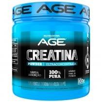 Creatina Age Powder - 300G - Nutrilatina - Nutrilatina