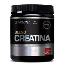 Creatina Blend - Morango 420g - Probiotica - Probiótica