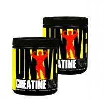 Creatina CREATINE POWDER - Universal Nutrition - 200grs + 200grs -