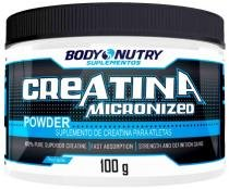 Creatina Micronizada - 100 G - Body Nutry - Body Nutry