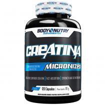 Creatina Micronizada - 120 Cápsulas - Body Nutry - Body Nutry