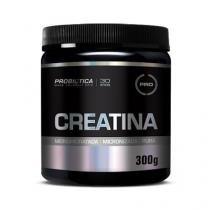 Creatina Monohidratada Pura - 300g - Probiótica -