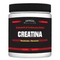 Creatina Monoidratada - 300 G - Nitech Nutrition - Nitech Nutrition