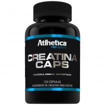 Creatina Pro Series - 120 Cápsulas - Atlhetica - Atlhetica