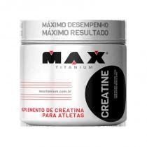 Creatine 150g max titanium - creatina - Max titanium