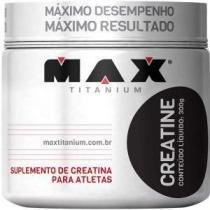 Creatine - 300 gramas - Max Titanium -