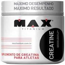 Creatine Max - 150 G - Max Titanium - Max Titanium