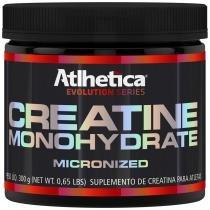 Creatine Micronized Monohydrate - Evolution Series - 300G - Atlhetica - Atlhetica