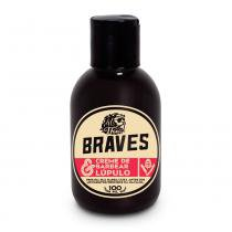 Creme de Barbear  Lúpulo The Braves - 100ml - The Braves