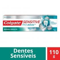 Creme Dental Colgate Pro Alívio Repara Esmalte 110g -