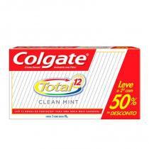 Creme Dental Colgate Total 12 Ganhe 50 Off Na 2ª Unidade -