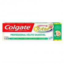 Creme Dental Colgate Total 12 Professional Hálito Saudável 70g -