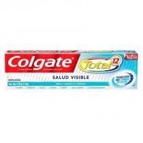 Creme Dental Colgate Total 12 Saúde Visível 133g -