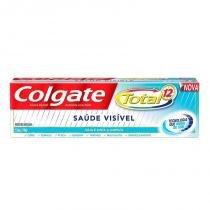 Creme Dental Colgate Total 12 Saúde Visível 70g -