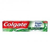 Creme Dental Colgate Tripla Ação Xtra Fresh 70g -