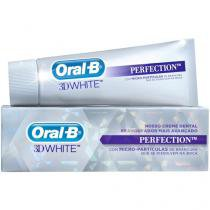 Creme Dental/Pasta de Dente Oral-B - 3D White Perfection 75ml