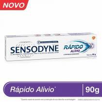 Creme Dental Sensodyne Rápido Alívio 90g -